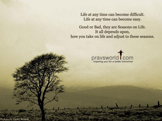 Seasons Of Life Quotes Impressive Life_Quotes_Pravsjseasonsoflife  Quoteslounge